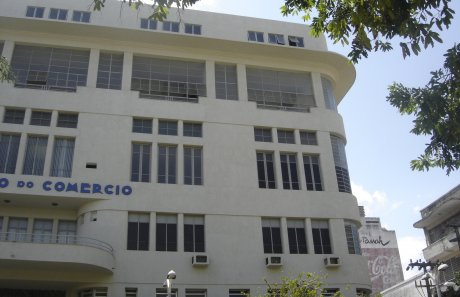 Foto Reforma prédio comercial FACIC